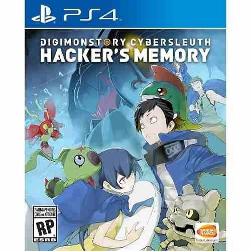 Digimon Cyber Sleuth Hackers Memory Ps4