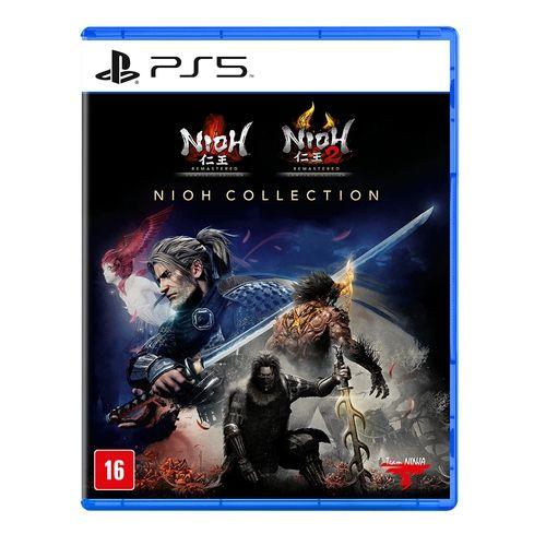 Coleção Nioh - PS5