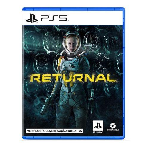 Pré-Venda Game Returnal - PS5 (lançamento em 30/04/2021)