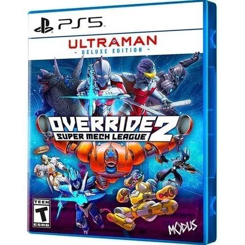 Ultraman Deluxe Edition Override 2 Super Mech League - PS5