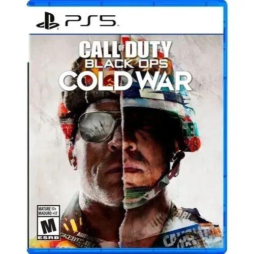 Game Call of Duty Black Ops Cold War - Dublado em português - PS5