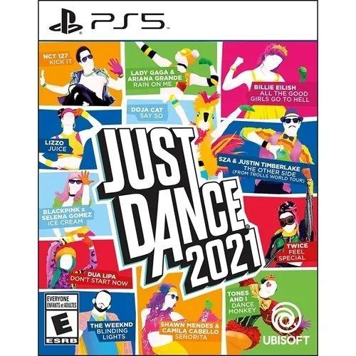 Just Dance 2021 - Legendado em português - PS5