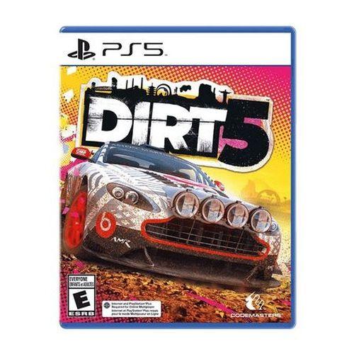 Dirt 5 - Dublado em português - PS5