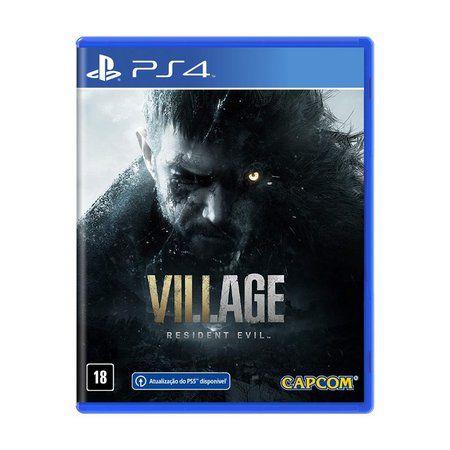 Resident Evil 8 Village PS4 - Pré-Venda Maio de 2021