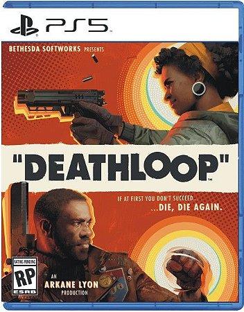 Deathloop PS5 Pré-Venda Maio 2021