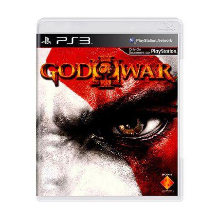 GOD OF WAR 3 (SEMI NOVO)