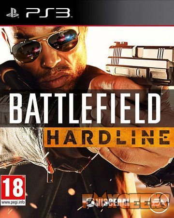 BATTLEFIELD HARDLINE [PS3] (SEMI NOVO)