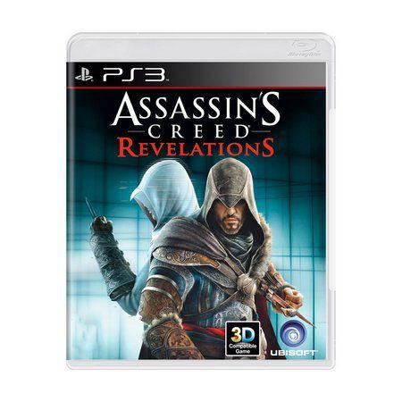 ssassin's Creed Revelations - PS3 (SEMI NOVO)