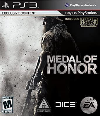 Medal Of Honor PS3 (SEMI NOVO)