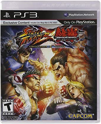 Street Fighter X Tekken  (SEMI NOVO)