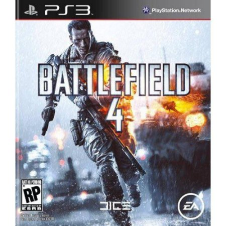 Battlefield 4 Ps3 (SEMI NOVO)