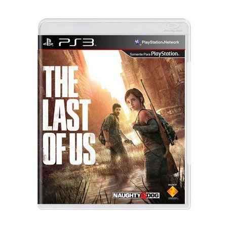 The Last of Us - PS3 (SEMI NOVO)