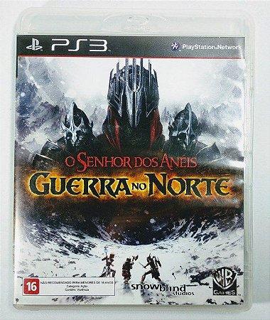 GUERRA DO NORTE PS3 (SEMI NOVO)