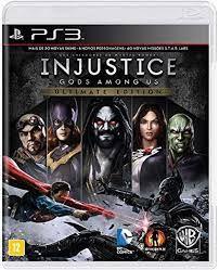 Injustice Gods Among Us - PS3 SEMI NOVO