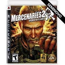 Mercenaries 2 World In Flames - Ps3