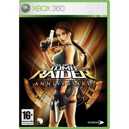 TOMB RAIDER ANNIVERSARY - XBOX 360 -