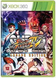 Super Street Fighter IV: Arcade Edition - Xbox 360