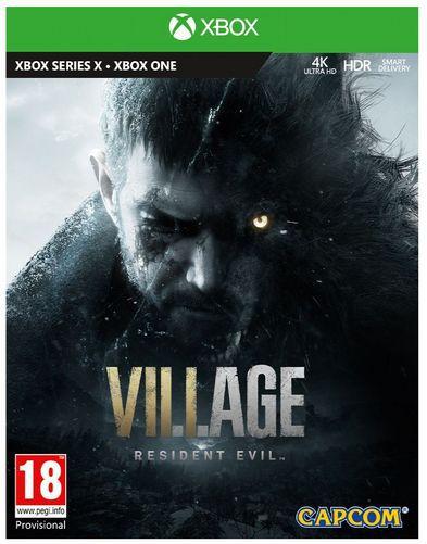 RESIDENT EVIL VILLAGE XBOX PRÉ VENDA
