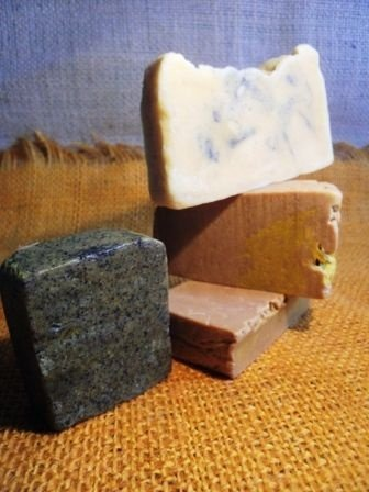 Pack sabonetes naturais artesanais