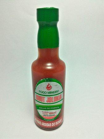 Bhut Jolokia 60 ml - Molho