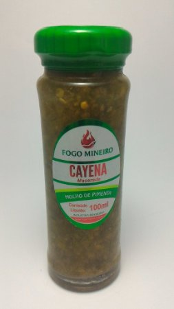 Cayena Macerada 100 ml