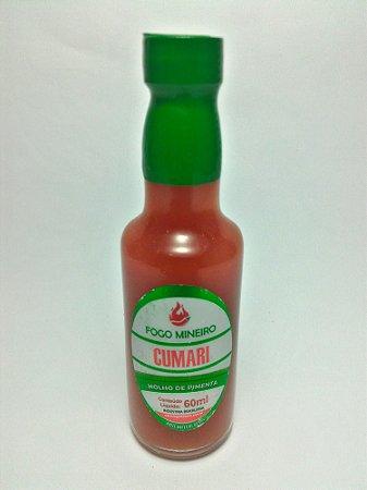 Pimenta Cumari Molho 60 ml