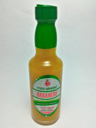Pimenta Habanero Molho 60 ml