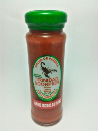 Trinidad Scorpion Macerada 100 ml