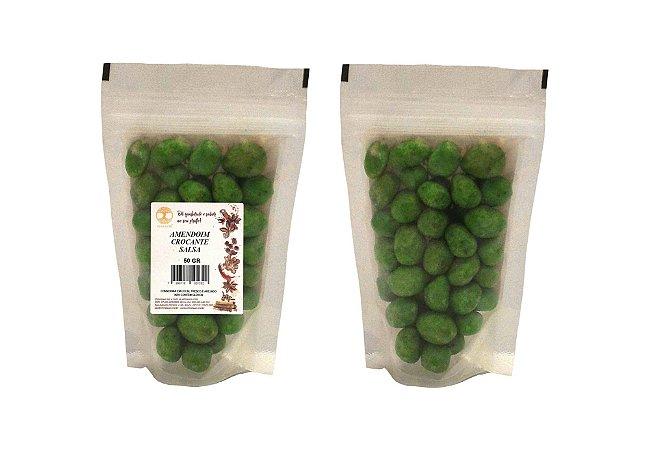 Amendoim crocante com Salsa - 50 gramas - SNACK