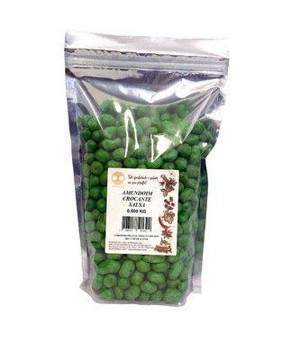 Amendoim crocante com Salsa - 500 gramas