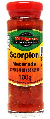 Pimenta Trinidad Scorpion macerada 100 gr