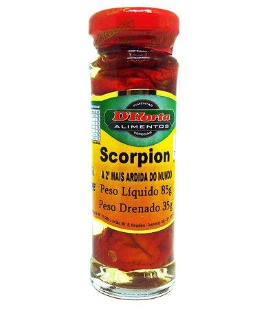 Pimenta Trinidad Scorpion em conserva 85 gramas