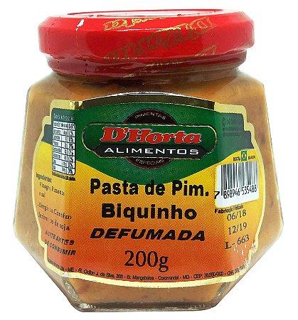 Pasta de Pimenta Biquinho defumada 200 gr