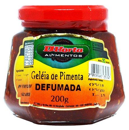 Geleia de Pimenta Defumada 200 gramas