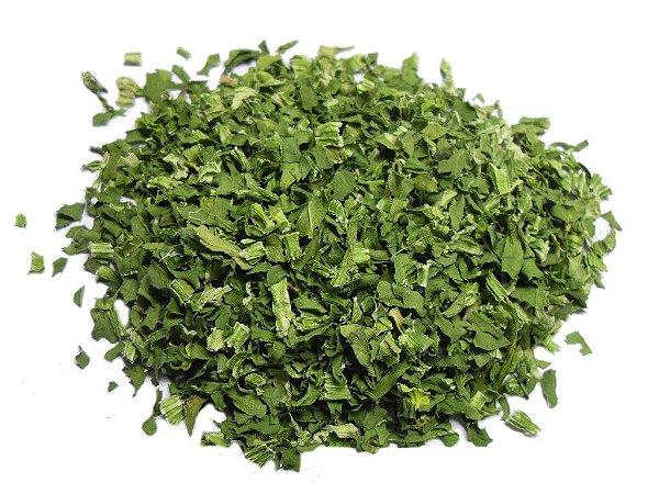 Espinafre flocos 200 gramas