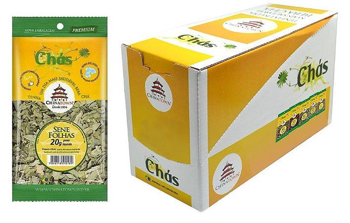 Sene Folhas 20 gramas  - 10 unidades na caixa display