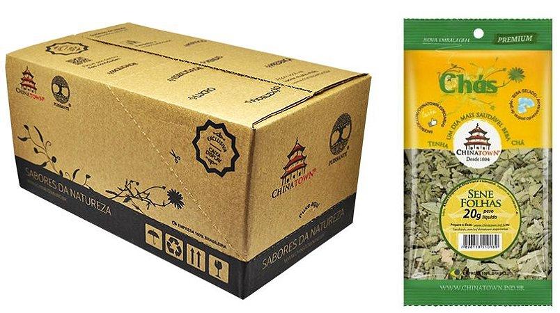 Sene Folhas 20 gramas  - 20 unidades na caixa display