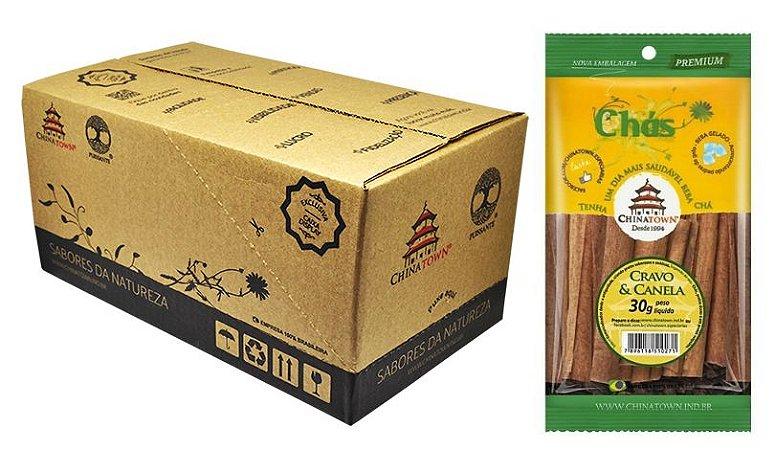 Cravo & Canela 30 gramas - 16 unidades na caixa display