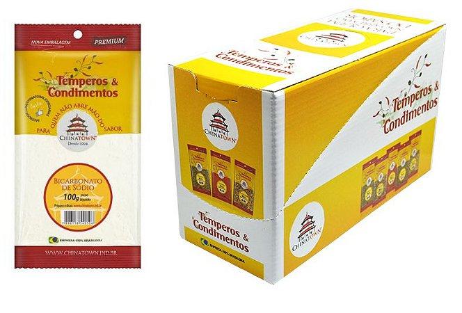 Bicarbonato de Sódio 100 grs- 8 unid caixa display