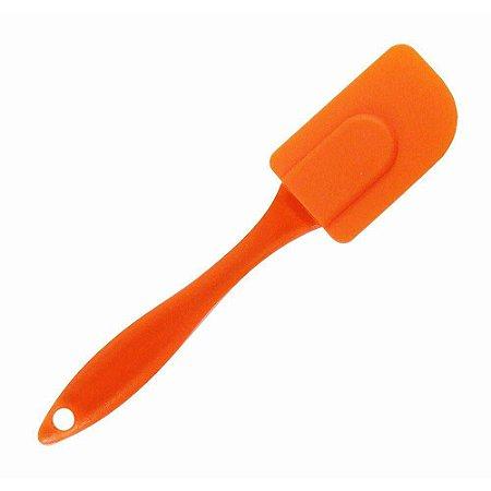 Espatula de Silicone com cabo de Plastico 23 cm
