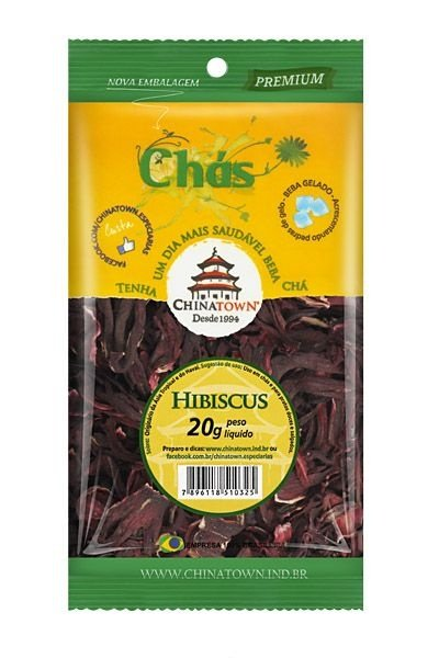 Hibiscus 20 gramas