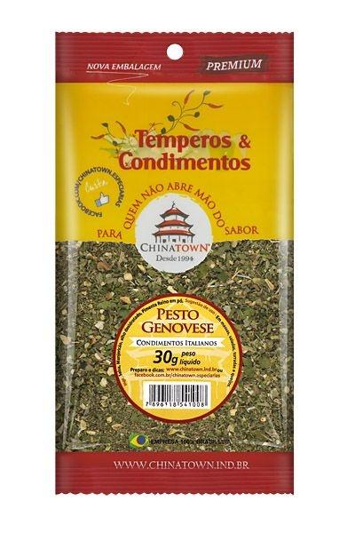 Pesto Genovese 30 gramas