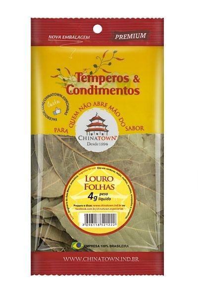 Louro Folhas 4 gramas