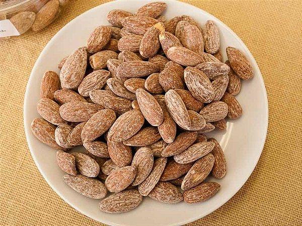 Amendoas Torrada e Salgada 500grs.