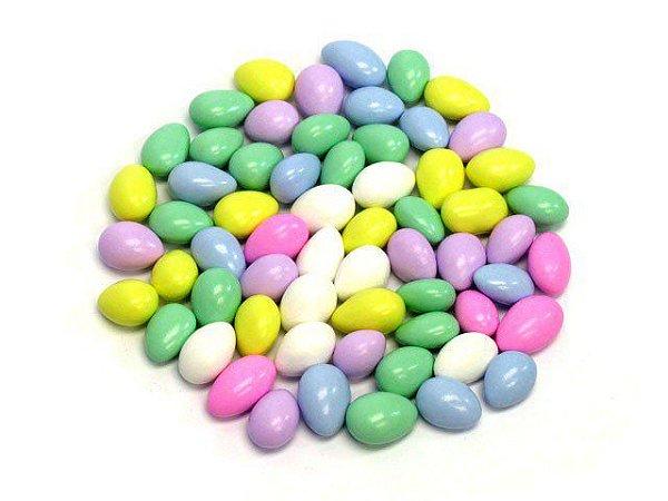 Amêndoas Coloridas 500 gramas