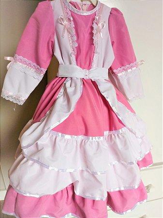 Vestido de Prenda Infantil (1 ano)