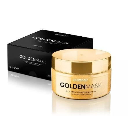 Golden Mask Nutrahair - 200g