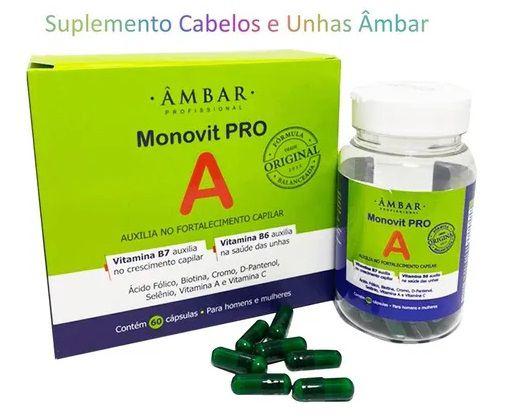 Cápsulas Monovit Pro A - 60 cápsulas