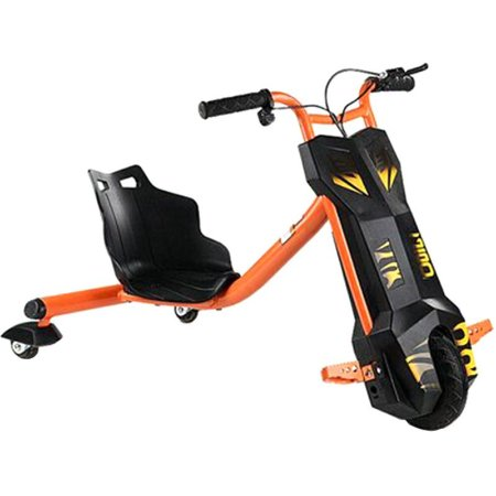 Triciclo Elétrico Cool Drifting Sport - Laranja