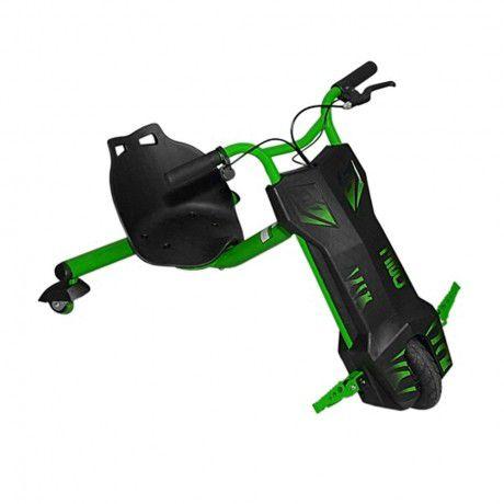 Triciclo Elétrico Cool Drifting Sport - Verde